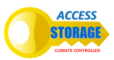 Access Storage logo